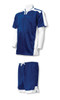 Winchester soccer uniform kit in navy/white