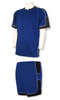Nova soccer uniform kit in navy/black