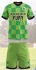 Custom Sublimated Soccer Uniform