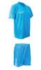 Diadora Valido soccer uniform kit, in Columbia Blue