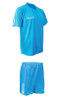 Diadora Valido soccer uniform kit, in Columbia Blue