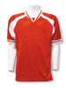 Spitfire Soccer Jersey in Red/White