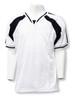 Spitfire Soccer Jersey in Black/White