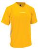 Diadora Calcio soccer jersey, in gold