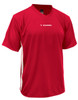 Diadora Calcio soccer jersey, in red