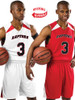 Champro Sports Slam Dunk Reversible Basketball Uniform