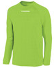 Diadora long-sleeve Leggera soccer jersey, in Seattle Green