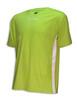 Diadora Calcio soccer jersey in Seattle green/white