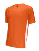 Diadora Calcio soccer jersey in orange/white