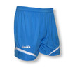 Diadora women's Stadio soccer shorts, in Columbia Blue