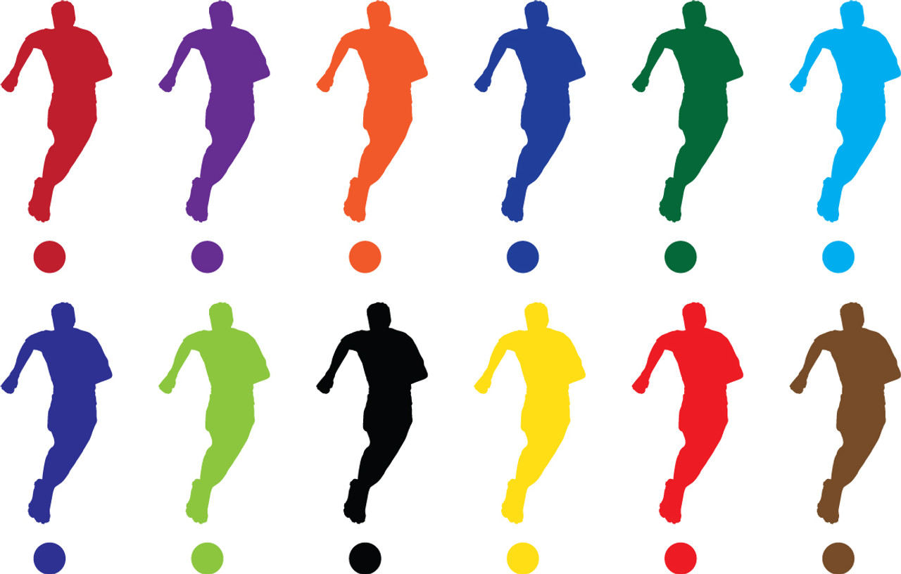 Soccer Team Uniform Kits in Many Colors by Code Four Athletics