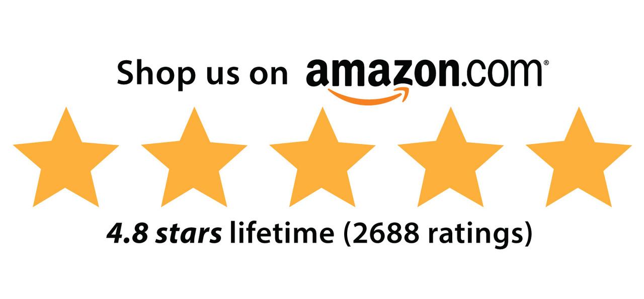 Code Four Athletics on Amazon.com 5 star rating