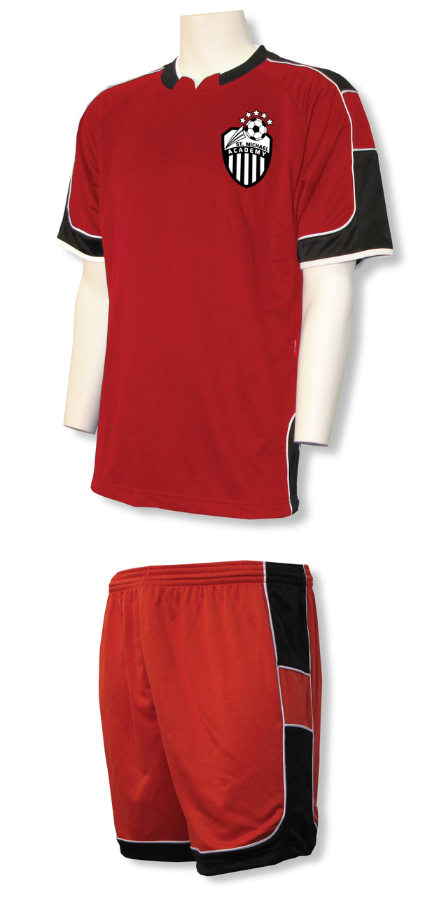 fc931d777 Code Four Nova Soccer Uniform Kit (8 colors)