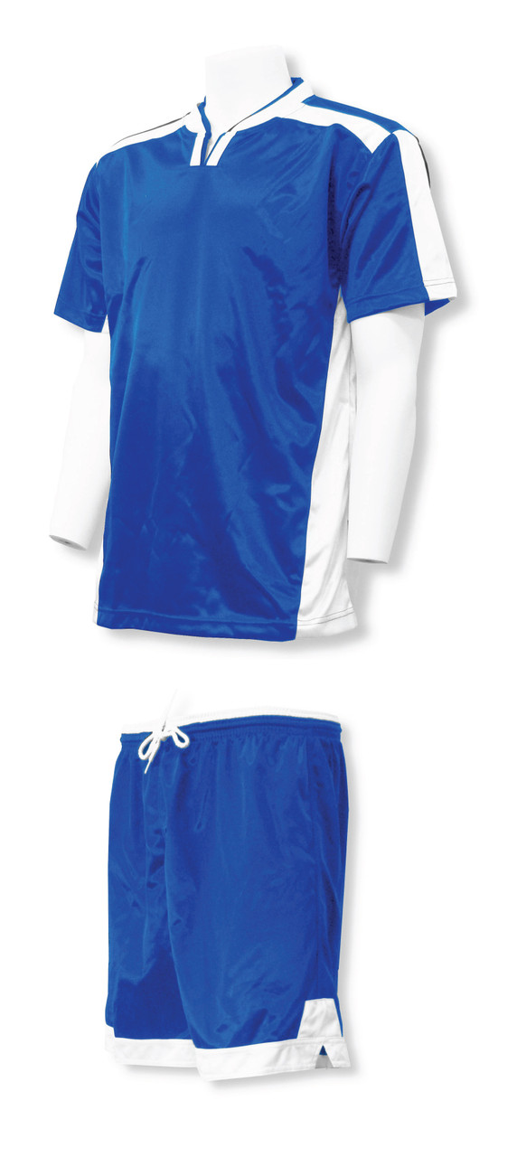 9f3f1e1aa Winchester soccer uniform kit in red white