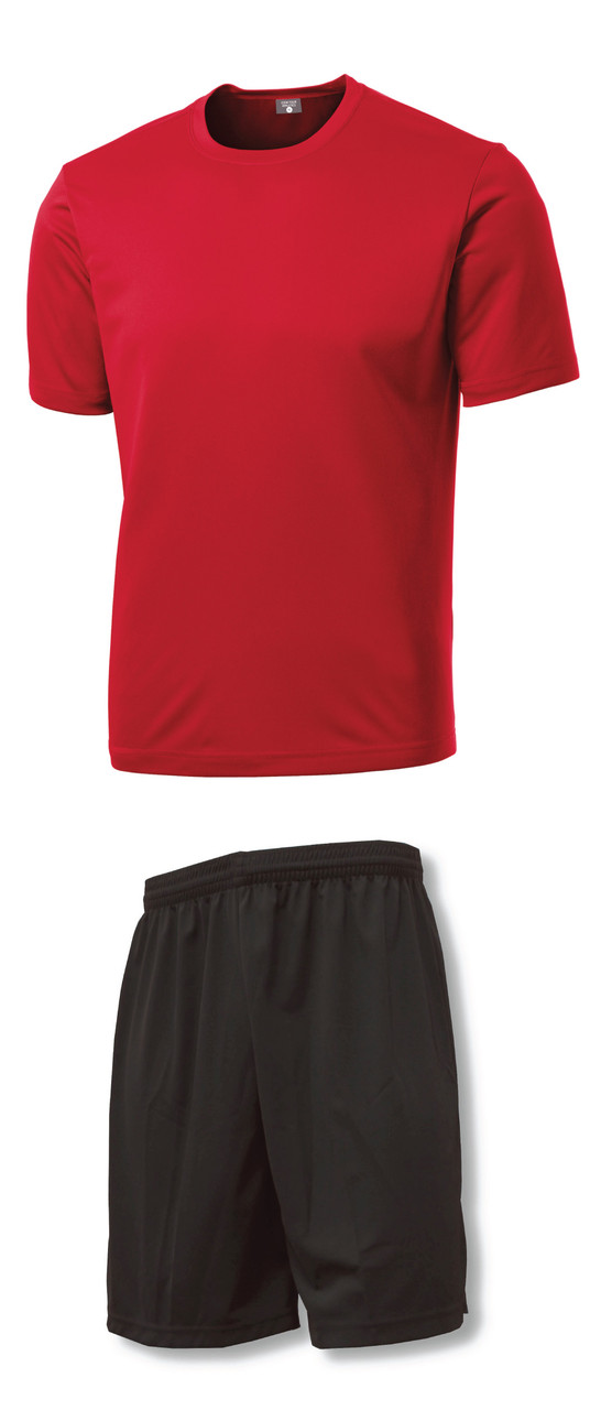 9a57499006d61 Soccer Training Uniform Kit