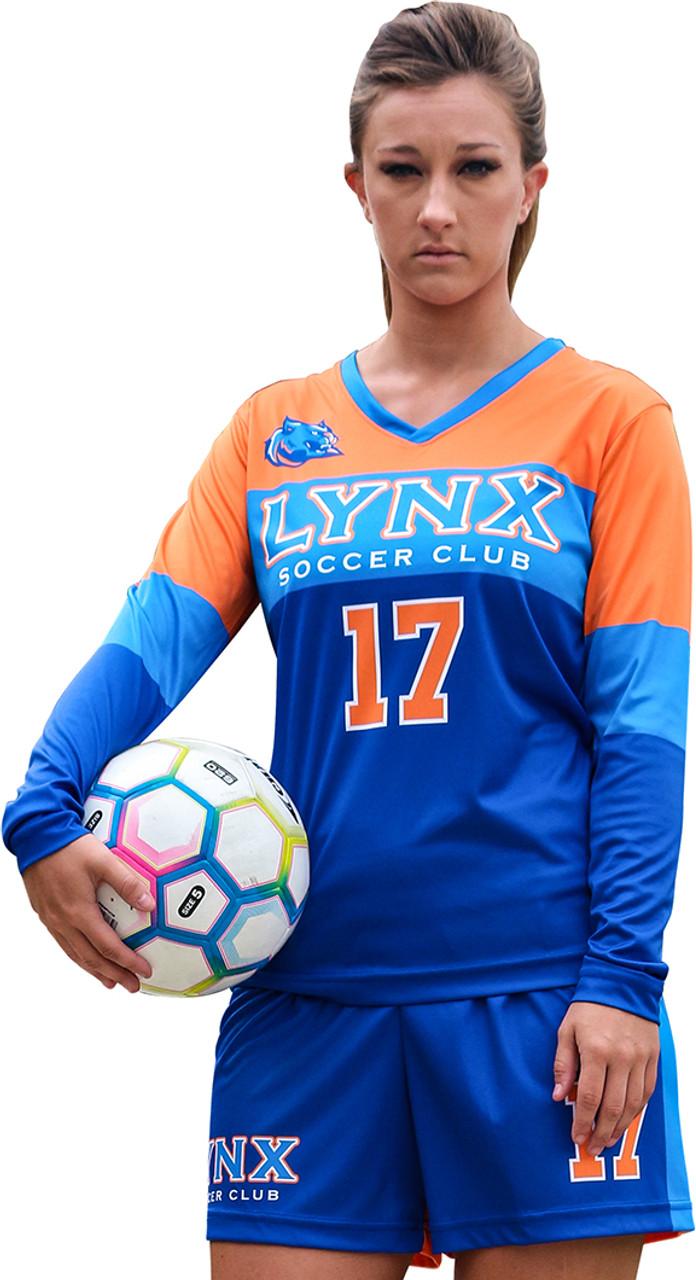 4efbfe315 Sublimated Custom Soccer Jerseys - Sports Team Apparel