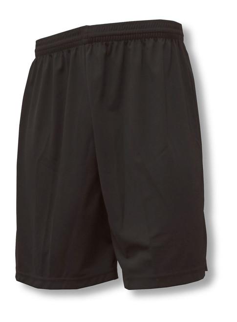 Pro Soccer Shorts in Black