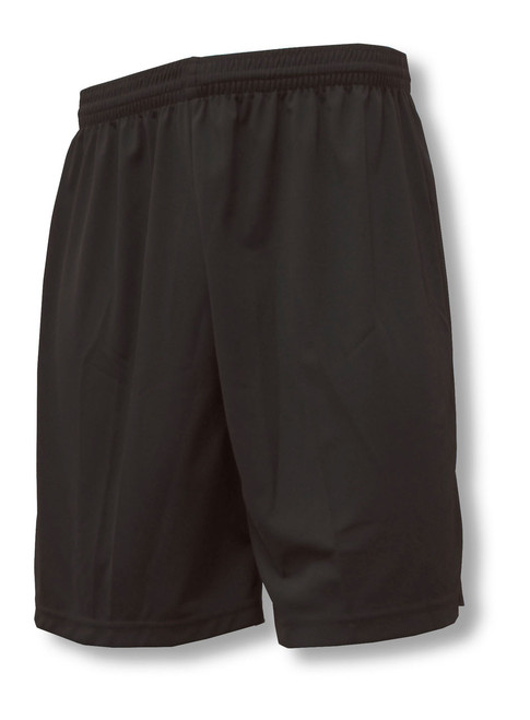 Pro Soccer Shorts in Black