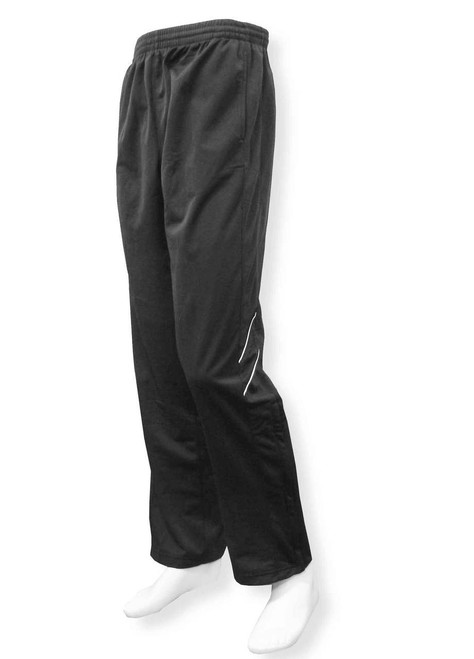 C4 Athletic-Casual Track Pants, in black