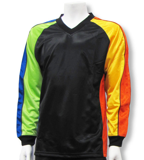 Multicolor L/S Soccer Goalkeeper Jersey