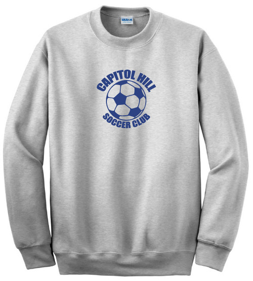 Team Logo Crewneck Sweatshirt