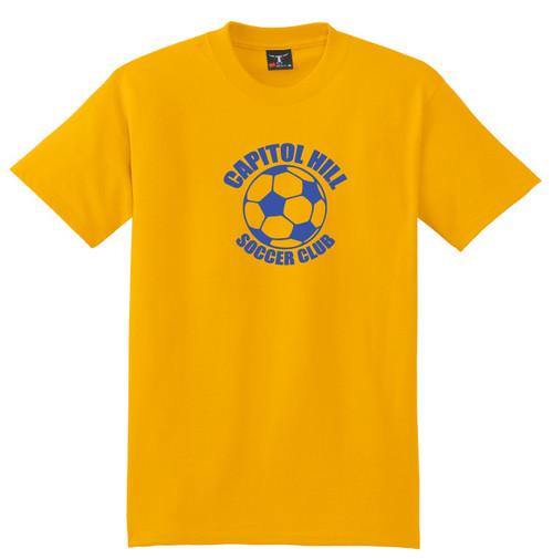 Team Logo T-shirt example