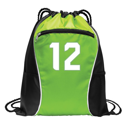 Hawks Number 12 Cinch Pack