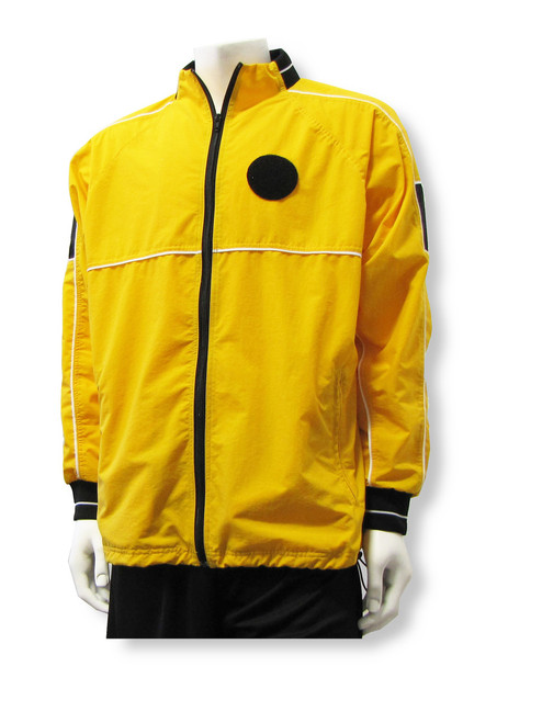 Soccer referee jacket by Code Four Athletics