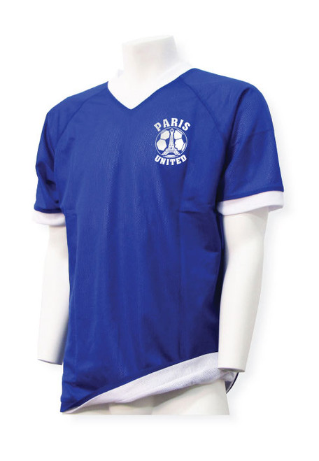 Paris United reversible club jersey