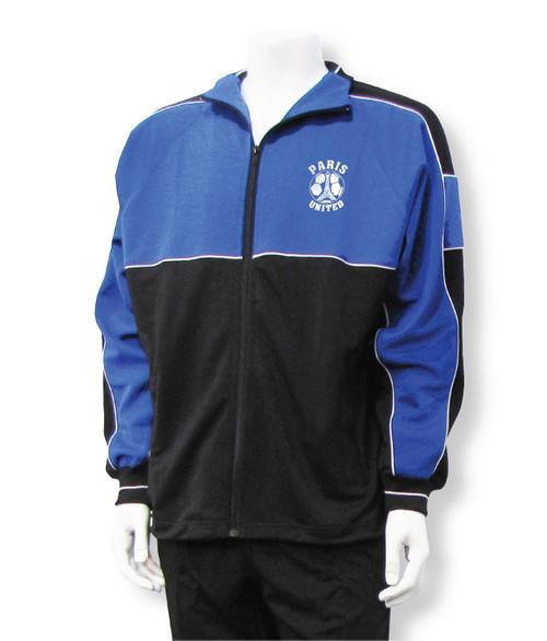 Paris United 'Sparta' warmup jacket