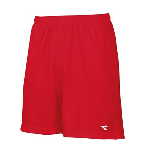 Calcio soccer shorts, in red