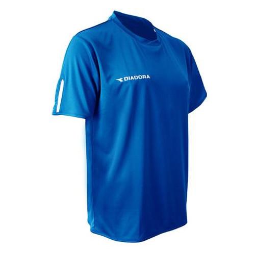 Diadora Valido II soccer jersey, in royal