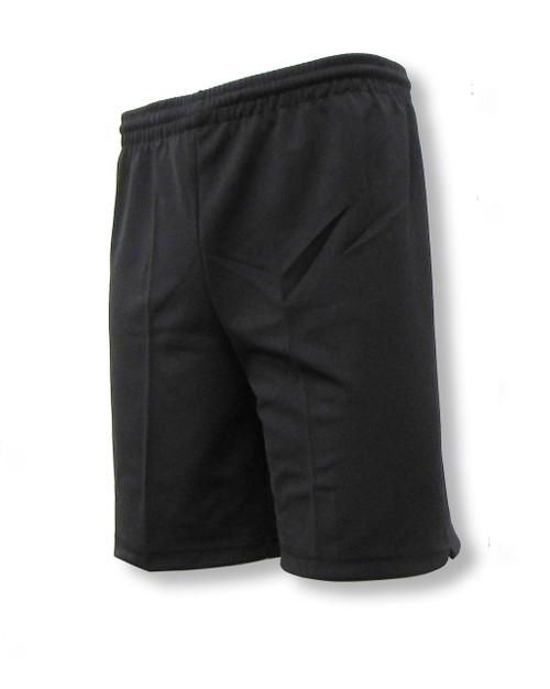 Soccer practice shorts in black