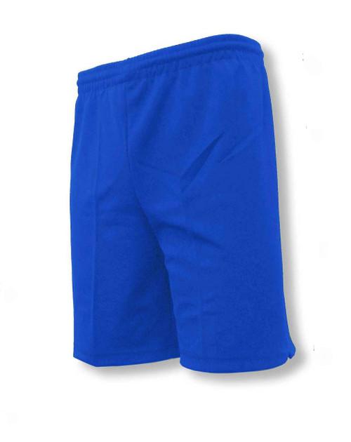 Soccer practice shorts  in royal