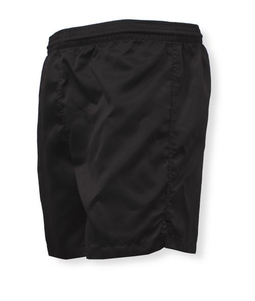 Olympic soccer shorts in black