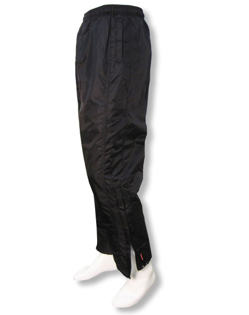 Viper soccer warm-up pants, in black