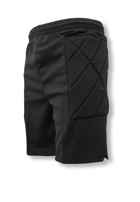Nassau padded keeper shorts - black