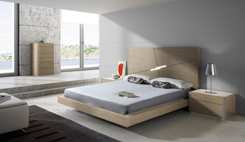 Evora Premium Platform Bedroom Set