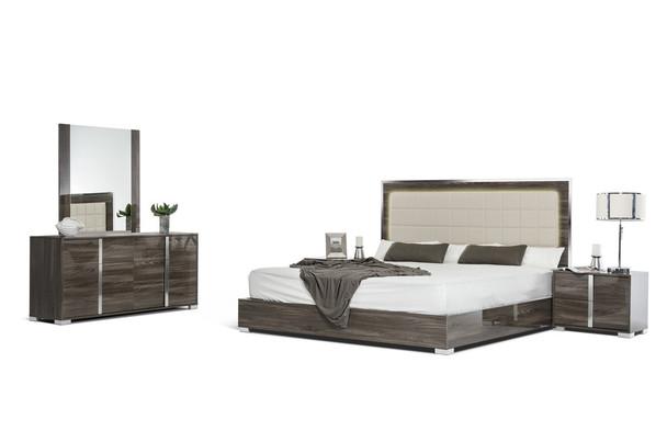 460+ Modern Grey King Bedroom Set Best