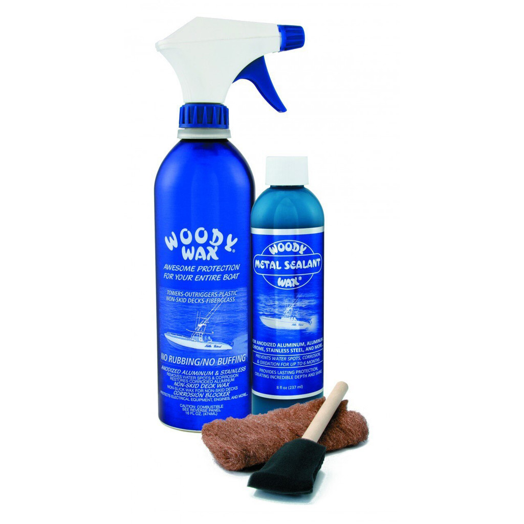 Woody Wax CPR System Kit (8oz. or 16oz.)