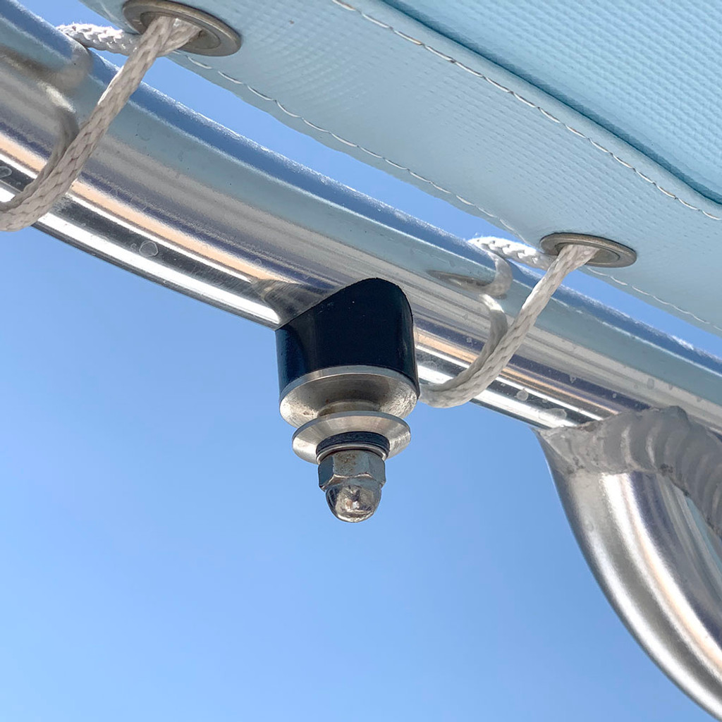 Showing Pipe Mounting add-on option for T-Tops