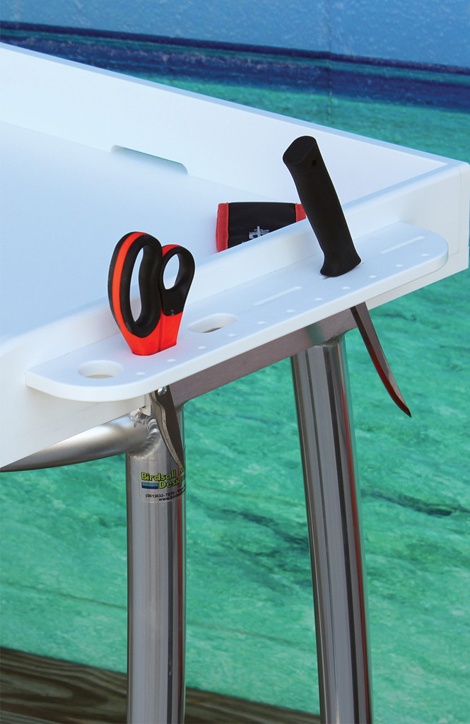 Plush Ultra  Fish Cleaning Station (Dock Mount)