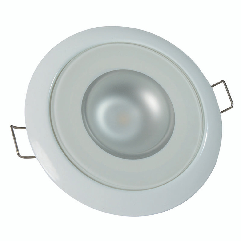 Mirage Flush Mount Down Light - Lumitec™ Marine Lighting T-Top Lights