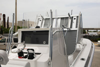 28' Contender Folding Single Bow T-Top