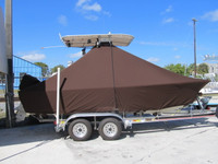 Full Canvas Boat Cover
