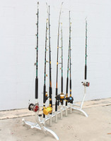 16 Rod Holder Rod Rack