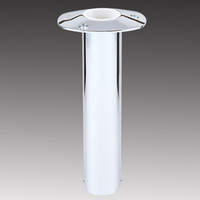 Lee® Gunnel Rod Holders (round top, stainless)