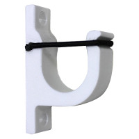 NEW Deluxe Gaff Holder, Rod & Hose Nozzle Clip