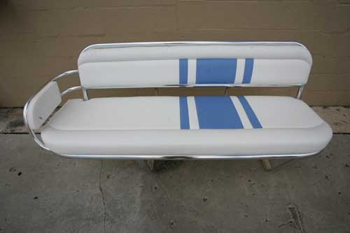 """Deluxe Aft Couch 68"""" Wide"""