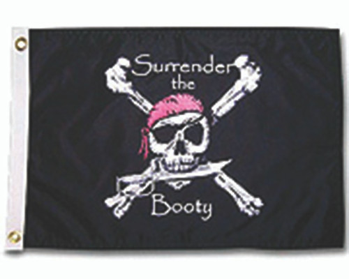 Surrender the Booty - Flag